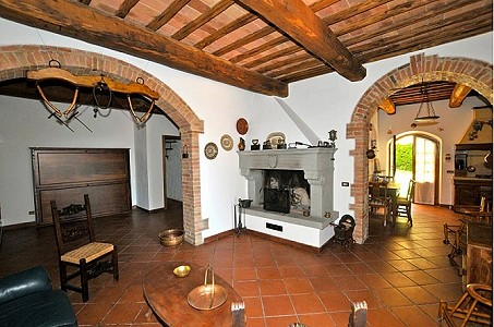 Image 5 | 3 bedroom house for sale with 0.45 hectares of land, Siena, Chianti 184988
