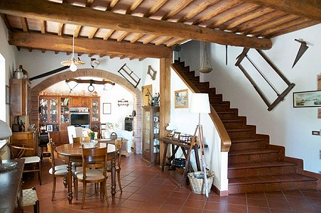 Image 6 | 3 bedroom house for sale with 0.45 hectares of land, Siena, Chianti 184988