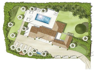 Image 35 | 7 bedroom villa for sale with 0.24 hectares of land, Saint Tropez, St Tropez, French Riviera 185006
