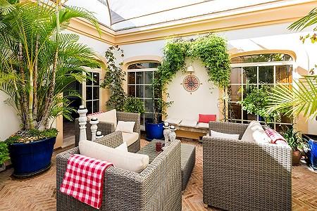 Image 9 | 4 bedroom villa for sale with 0.73 hectares of land, Atalaia, Western Algarve, Algarve 185256