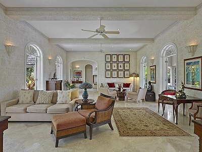 Image 4   Classic Colonial Estate in Barbados, 2 guest cottages and 3 plots of land with planning permission 185444