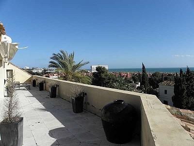 2 bedroom penthouse for sale, Los Monteros, Marbella, Malaga Costa del Sol, Andalucia