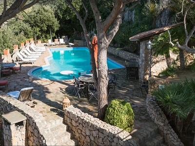 Image 4 | 4 bedroom villa for sale with 0.57 hectares of land, Argentario, Grosseto, Tuscany 185589