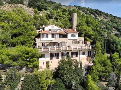 Image 3 | Most impressive villa in outstanding location on Mont Argentario 185590