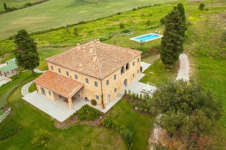 2 bedroom apartment for sale, Castelfarfi, Florence, Chianti