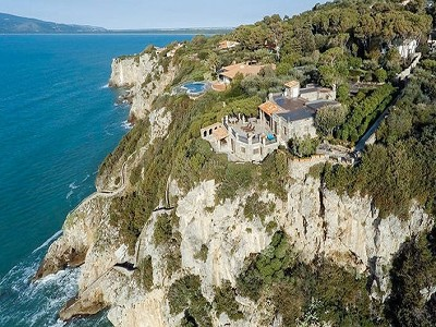 Image 6 | 11 bedroom villa for sale with 0.57 hectares of land, Ansedonia, Orbetello, Grosseto, Tuscany 185660