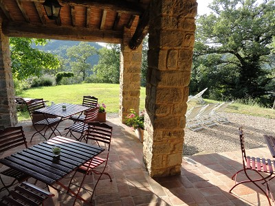 Image 13 | Idyllic Tuscan Farmhouse for Sale near Florence with Income Opportunity  185791