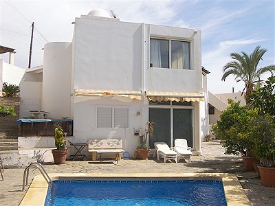 Image 1 | 3 bedroom villa for sale with 500m2 of land, Mojacar, Almeria Costa Almeria, Andalucia 185919
