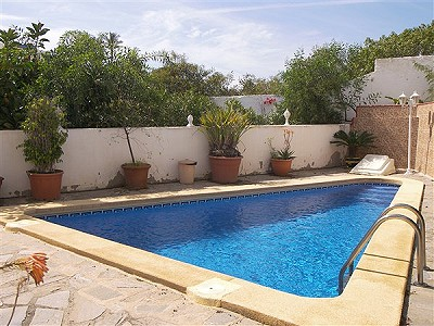 Image 2 | 3 bedroom villa for sale with 500m2 of land, Mojacar, Almeria Costa Almeria, Andalucia 185919