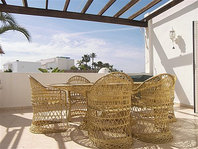 Image 3   3 bedroom villa for sale with 500m2 of land, Mojacar, Almeria Costa Almeria, Andalucia 185919