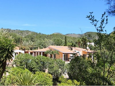 Image 2 | 4 bedroom villa for sale with 4.2 hectares of land, Sant Carlos de Peralta, Eastern Ibiza, Ibiza 185947