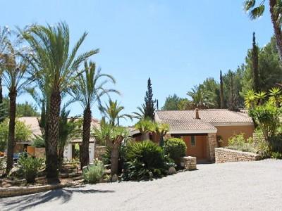 Image 3 | 4 bedroom villa for sale with 4.2 hectares of land, Sant Carlos de Peralta, Eastern Ibiza, Ibiza 185947
