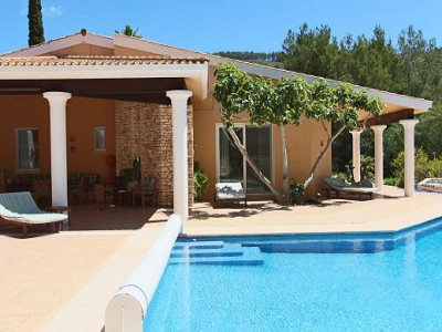 Image 4 | 4 bedroom villa for sale with 4.2 hectares of land, Sant Carlos de Peralta, Eastern Ibiza, Ibiza 185947