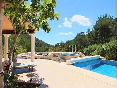 Image 5 | 4 bedroom villa for sale with 4.2 hectares of land, Sant Carlos de Peralta, Eastern Ibiza, Ibiza 185947