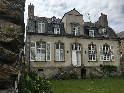 5 bedroom manor house for sale, Dinan, Cote d'Armor 22, Brittany