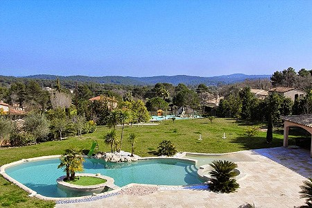 Image 2   6 bedroom villa for sale with 0.68 hectares of land, Mougins, French Riviera 186209