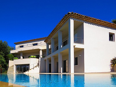 Image 3 | 4 bedroom villa for sale with 0.32 hectares of land, Croix des Gardes, Cannes, French Riviera 186228