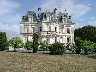 5 bedroom French chateau for sale, Angouleme, Charente, Poitou-Charentes