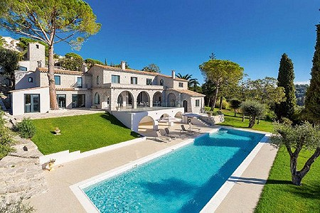 8 bedroom villa for sale, Mougins, French Riviera