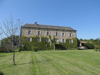5 bedroom manor house for sale, Laguepie, Tarn-et-Garonne, Midi-Pyrenees