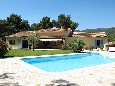 Image 1 | 4 bedroom villa for sale with 11,000m2 of land, Puget, Vaucluse , Luberon 186350