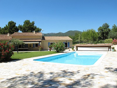 Image 2 | 4 bedroom villa for sale with 11,000m2 of land, Puget, Vaucluse , Luberon 186350