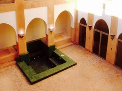 Image 10 | Historic Riad Hotel for Sale in Marrakech, Morocco, close to the Royal Palace, with 7 Bedrooms. 186351
