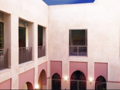 Image 13 | Historic Riad Hotel for Sale in Marrakech, Morocco, close to the Royal Palace, with 7 Bedrooms. 186351