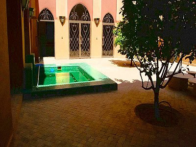 Image 17 | Historic Riad Hotel for Sale in Marrakech, Morocco, close to the Royal Palace, with 7 Bedrooms. 186351