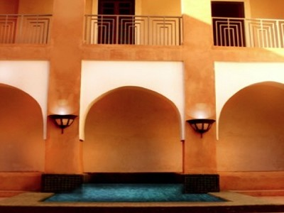 Image 6 | Historic Riad Hotel for Sale in Marrakech, Morocco, close to the Royal Palace, with 7 Bedrooms. 186351
