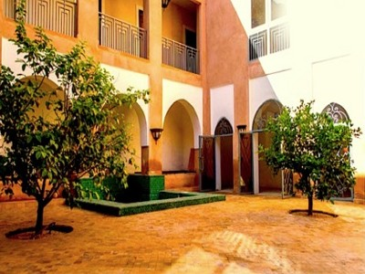 Image 9 | Historic Riad Hotel for Sale in Marrakech, Morocco, close to the Royal Palace, with 7 Bedrooms. 186351