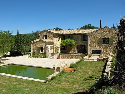 Image 1 | 9 bedroom manor house for sale with 55,141m2 of land, Lourmarin, Vaucluse , Luberon 186352