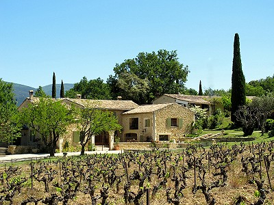 Image 2 | 9 bedroom manor house for sale with 55,141m2 of land, Lourmarin, Vaucluse , Luberon 186352
