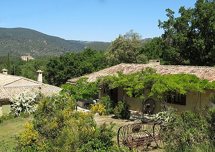 Image 4 | 9 bedroom manor house for sale with 55,141m2 of land, Lourmarin, Vaucluse , Luberon 186352
