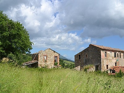 4 bedroom farmhouse for sale, Allerona, Terni, Umbria