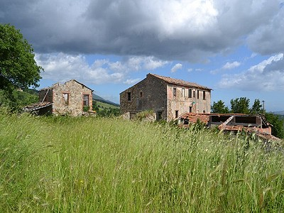 Image 2 | 4 bedroom farmhouse for sale with 4 hectares of land, Allerona, Terni, Umbria 186361