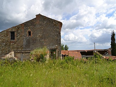 Image 3 | 4 bedroom farmhouse for sale with 4 hectares of land, Allerona, Terni, Umbria 186361