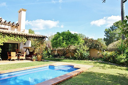 Image 1 | 3 bedroom villa for sale with 545m2 of land, Santa Ponsa, South Western Mallorca, Mallorca 186374