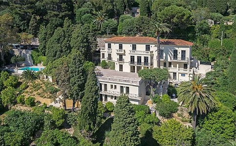 8 bedroom house for sale, Roquebrune Cap Martin, French Riviera