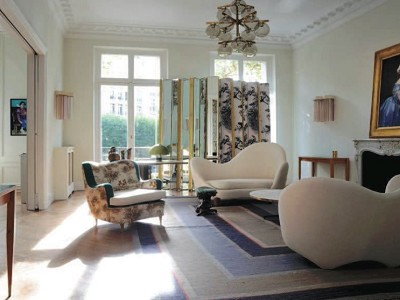 Image 3   A Prestigious Residence for Sale in Paris in the 16th Arrondissement on the Avenue Victor Hugo with over 31 Apartments and 120 Bedrooms. 186427