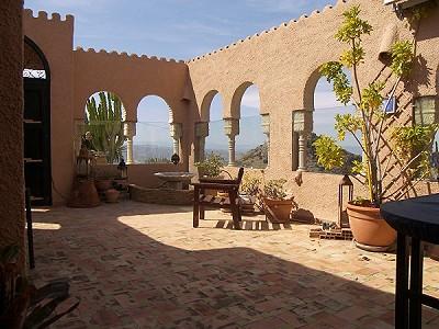 Image 2 | 3 bedroom villa for sale with 1,070m2 of land, Cabrera, Almeria Costa Almeria, Andalucia 186528