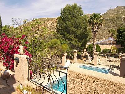 Image 3 | 3 bedroom villa for sale with 1,070m2 of land, Cabrera, Almeria Costa Almeria, Andalucia 186528