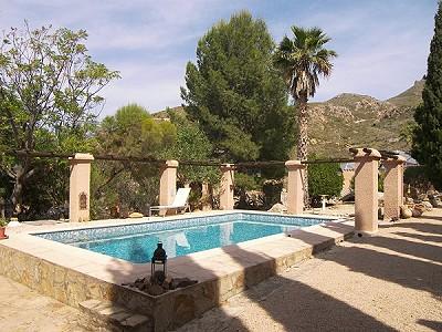 Image 5 | 3 bedroom villa for sale with 1,070m2 of land, Cabrera, Almeria Costa Almeria, Andalucia 186528