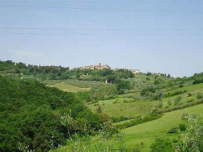 Image 6   3 bedroom house for sale with 0.25 hectares of land, Gambassi Terme, Florence, Chianti 186595