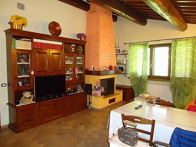 Image 7   3 bedroom house for sale with 0.25 hectares of land, Gambassi Terme, Florence, Chianti 186595