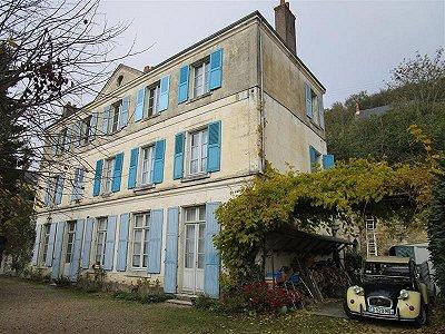 8 bedroom house for sale, Montoire sur le Loir, Loir-et-Cher, Loire Valley