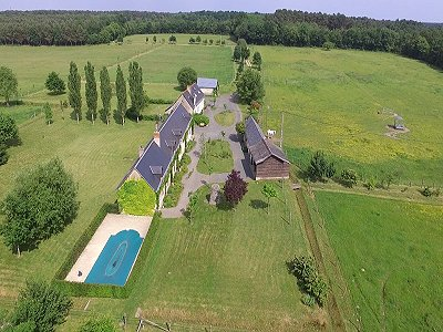 Image 7 | 6 bedroom house for sale with 16 hectares of land, Le Lude, Sarthe , Loire Valley 186655
