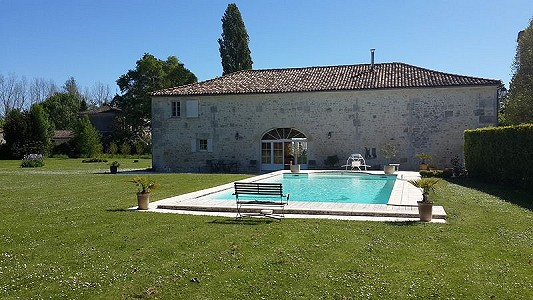 4 bedroom house for sale, Chateauneuf sur Charente, Charente, Poitou-Charentes