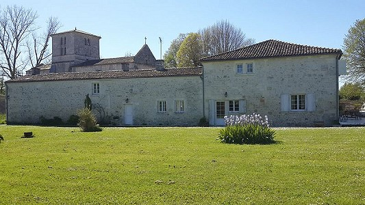 Image 3 | 4 bedroom house for sale with 0.45 hectares of land, Chateauneuf sur Charente, Charente , Poitou-Charentes 186691