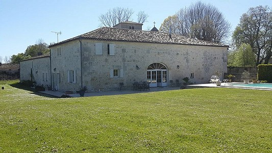 Image 5 | 4 bedroom house for sale with 0.45 hectares of land, Chateauneuf sur Charente, Charente , Poitou-Charentes 186691